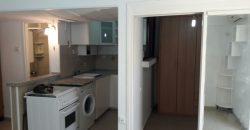 דירה קטנה – יפהפייה אחרי שיפוץ