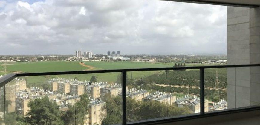 דירת 4 חד' בפרוייקט גרין פארק היוקרתי בתל אביב