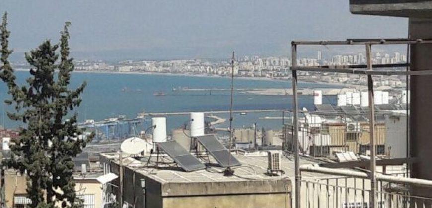 דירה 3 חדרים בחיפה באזור שקט