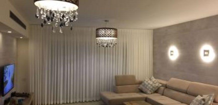 דירה 4 חדרים ענקית במודיעין מכבים רעות