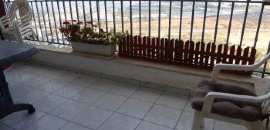 דירת 3 חד' בנווה שאנן חיפה