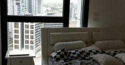 דירה חדשה במגדל המפואר טיים טאוור.