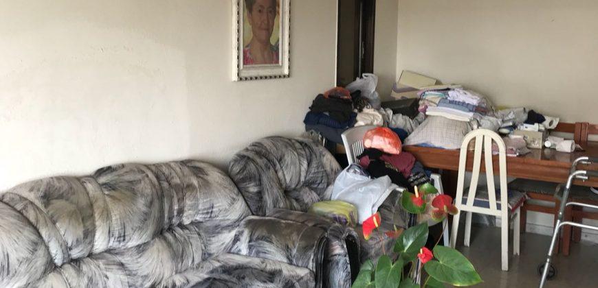 דירת 3 חדרים עם מעלית בחולון רחוב משה שרת 1 חולון